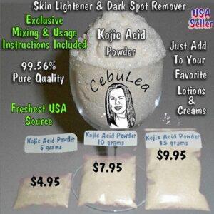 Powder 5 Grams to 1 Pound